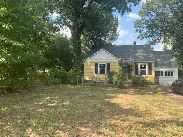2688 Browning Ave, Memphis, TN 38114 (#10084960) :: J Hunter Realty