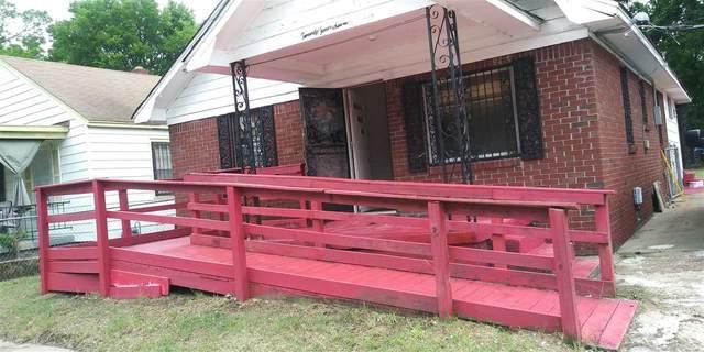 2473 Vandale Ave, Memphis, TN 38108 (MLS #10084961) :: The Justin Lance Team of Keller Williams Realty