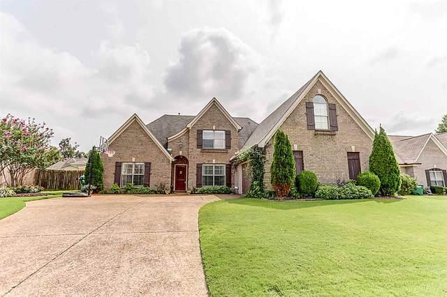 11887 Bridal Ln, Arlington, TN 38002 (#10084967) :: The Home Gurus, Keller Williams Realty