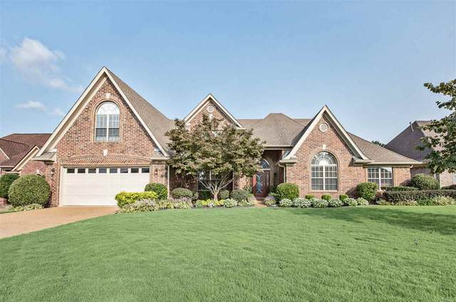 205 Fairoaks Dr, Oakland, TN 38060 (#10084985) :: The Wallace Group - RE/MAX On Point