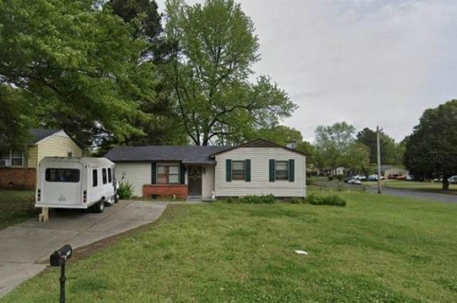 862 Western Park Dr, Memphis, TN 38109 (#10085034) :: The Wallace Group - RE/MAX On Point