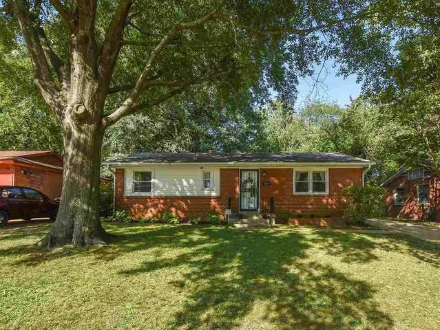 1231 S White Station Rd, Memphis, TN 38117 (#10085055) :: The Home Gurus, Keller Williams Realty