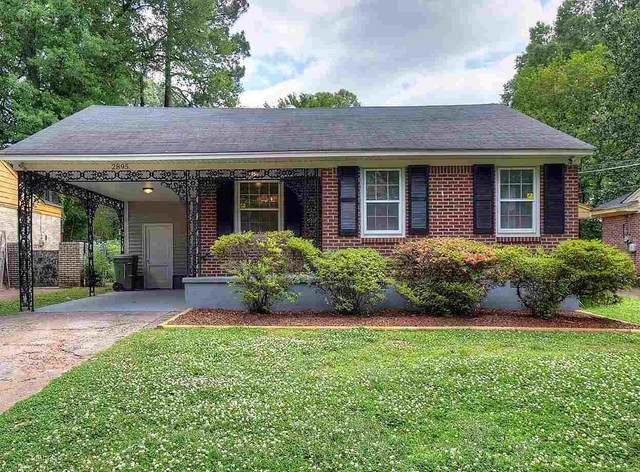 2895 Walker Ave, Memphis, TN 38111 (#10085063) :: The Wallace Group - RE/MAX On Point