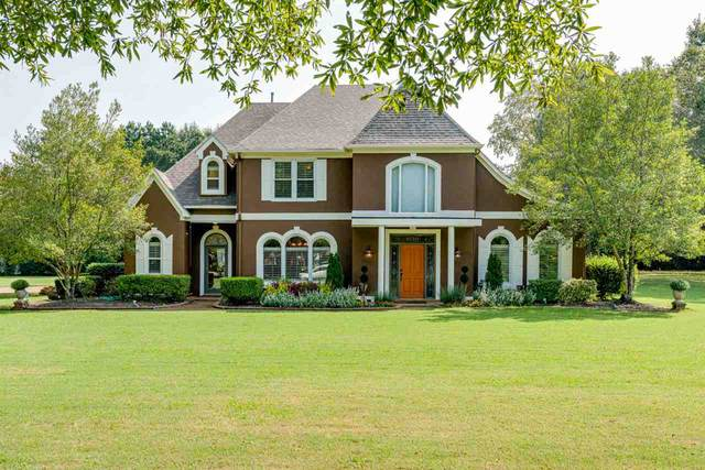 4710 Forest Trl, Collierville, TN 38017 (#10085088) :: The Wallace Group - RE/MAX On Point