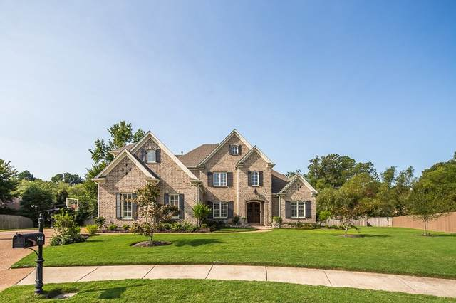 2611 Canale Tagg Cv, Germantown, TN 38138 (#10085117) :: The Wallace Group - RE/MAX On Point