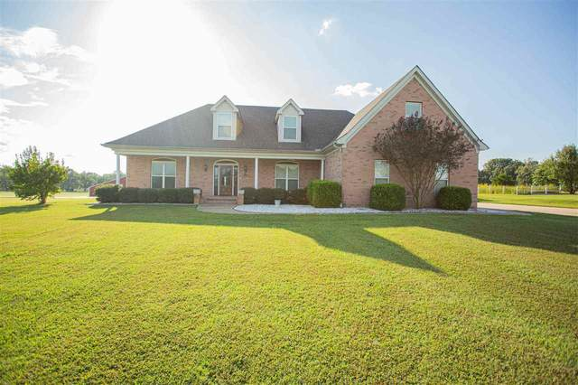2991 S Terry Ln Rd S, Unincorporated, TN 38019 (#10085121) :: The Dream Team