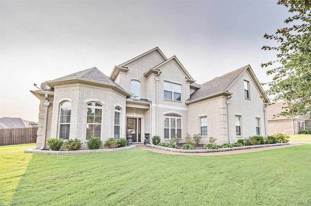 130 Burton Place Dr, Oakland, TN 38060 (#10085135) :: Bryan Realty Group
