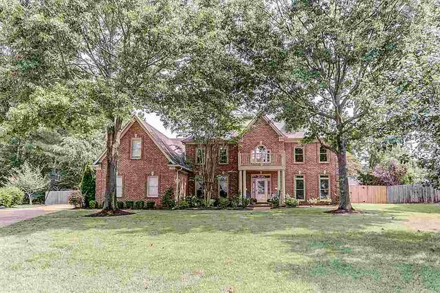 1740 Roseberry Cv, Collierville, TN 38017 (MLS #10085250) :: The Justin Lance Team of Keller Williams Realty