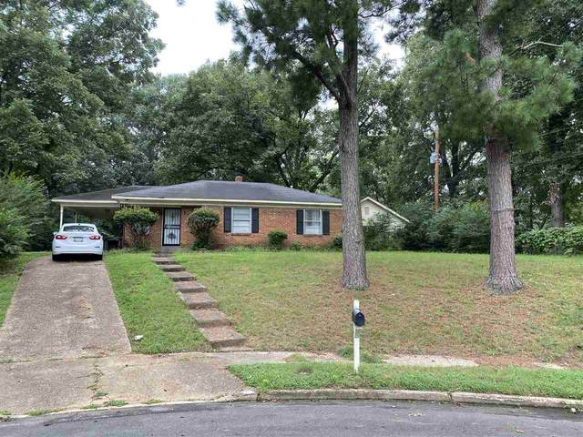 1361 Bankston Cv, Memphis, TN 38127 (#10085367) :: The Wallace Group - RE/MAX On Point