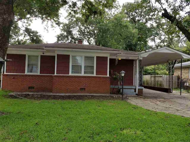2765 Mcmurray St, Memphis, TN 38118 (#10085440) :: All Stars Realty