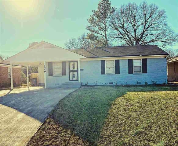 1749 Dorrie Ln, Memphis, TN 38117 (#10085442) :: RE/MAX Real Estate Experts