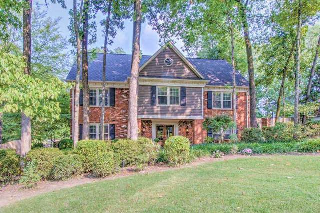 2514 Windy Oaks Dr, Germantown, TN 38139 (#10085449) :: The Dream Team