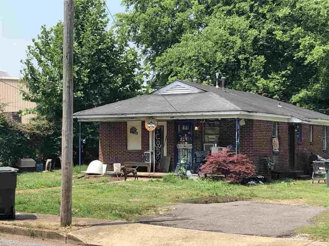 857 N Bingham St, Memphis, TN 38108 (#10085457) :: The Melissa Thompson Team