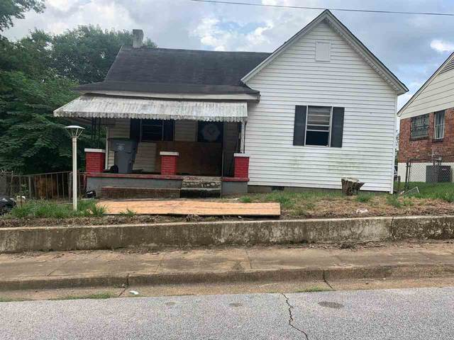 135 Modder Ave, Memphis, TN 38109 (#10085477) :: The Wallace Group - RE/MAX On Point