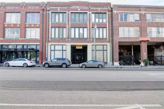 417 S Main St #103, Memphis, TN 38103 (MLS #10085544) :: Gowen Property Group | Keller Williams Realty