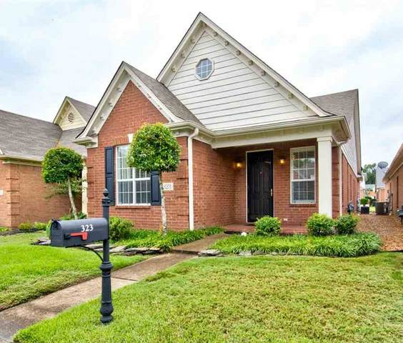 323 Fountain Lake Dr, Memphis, TN 38120 (#10085641) :: The Wallace Group - RE/MAX On Point