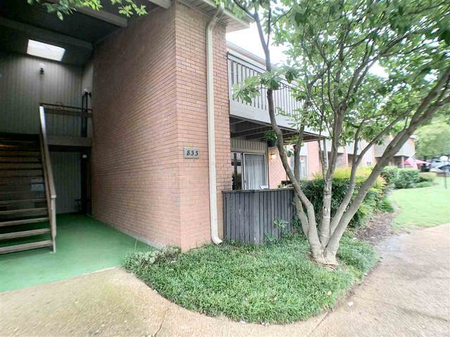 833 Creekside Dr #1, Memphis, TN 38117 (#10085680) :: Bryan Realty Group