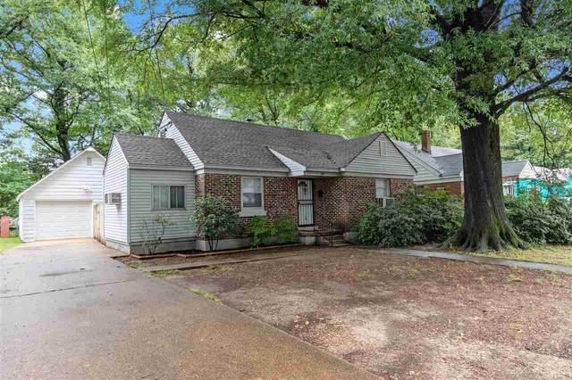 1431 Salem St, Memphis, TN 38122 (MLS #10085704) :: The Justin Lance Team of Keller Williams Realty