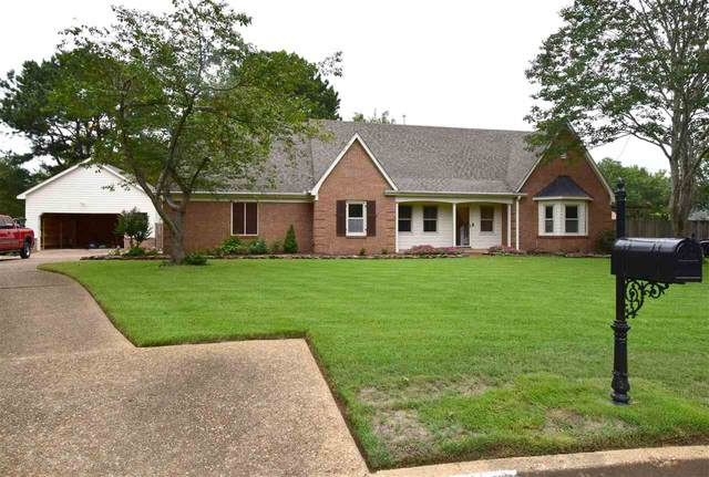 10272 Eagle Creek Cv, Collierville, TN 38017 (#10085723) :: The Wallace Group - RE/MAX On Point