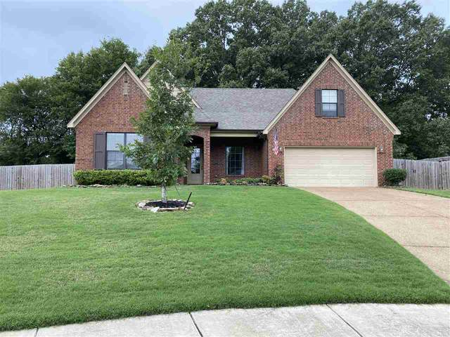 4671 Hampton Ridge Ln, Bartlett, TN 38002 (#10085727) :: The Dream Team