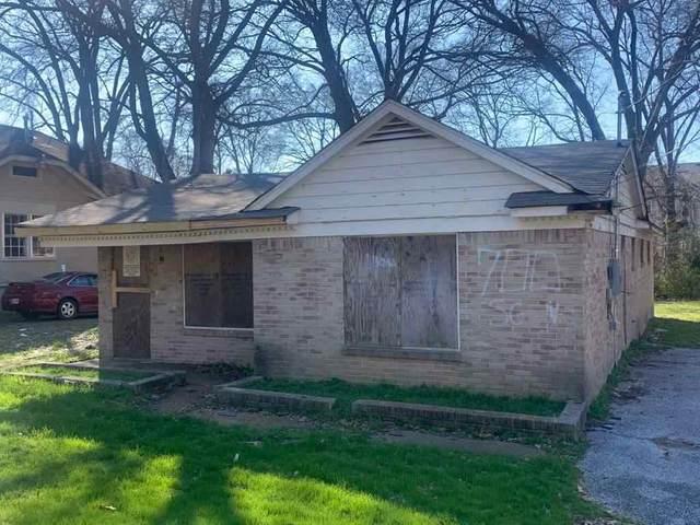 3367 Hardin Ave, Memphis, TN 38122 (#10085779) :: J Hunter Realty