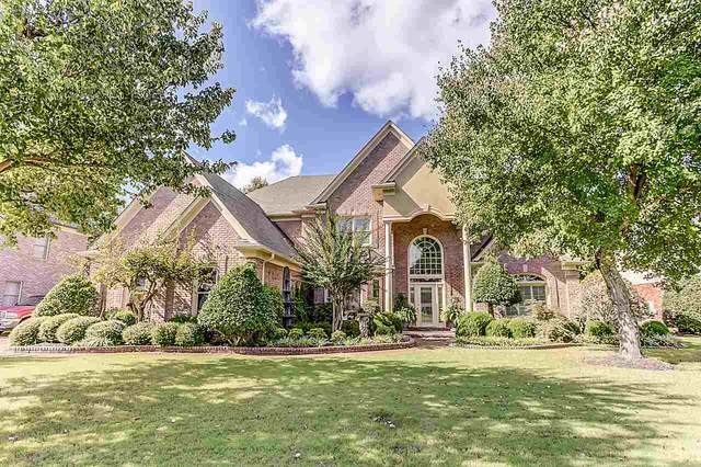 1409 Red Bend Cv, Collierville, TN 38017 (MLS #10085852) :: The Justin Lance Team of Keller Williams Realty