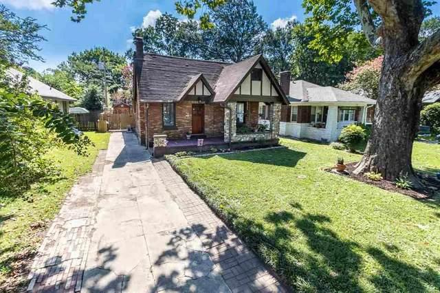 736 Maury St, Memphis, TN 38107 (#10085910) :: The Home Gurus, Keller Williams Realty