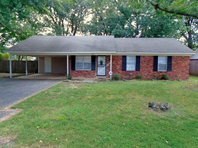 1244 Simmons Ridge Dr, Collierville, TN 38017 (#10085913) :: The Home Gurus, Keller Williams Realty