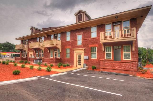 528 E Parkway Ave, Memphis, TN 38112 (#10085917) :: The Home Gurus, Keller Williams Realty