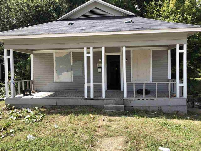 1243 Cannon St, Memphis, TN 38106 (#10085943) :: J Hunter Realty