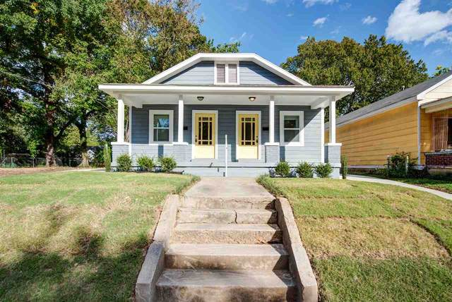 96 N Rembert St, Memphis, TN 38104 (#10085967) :: The Wallace Group - RE/MAX On Point