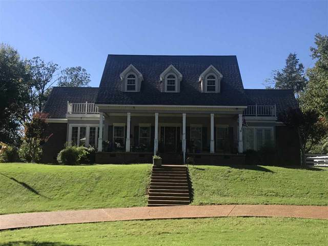25 Chickasaw Dr, Savannah, TN 38372 (#10085971) :: The Home Gurus, Keller Williams Realty