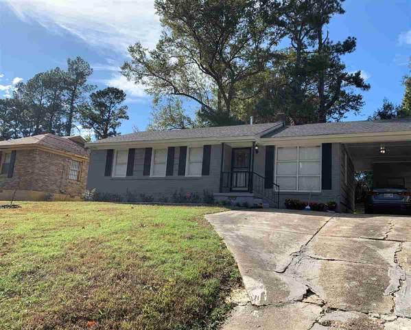 3505 Hallbrook St, Memphis, TN 38127 (MLS #10085985) :: Gowen Property Group | Keller Williams Realty