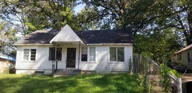 3110 Sunrise St, Memphis, TN 38127 (#10086128) :: The Dream Team