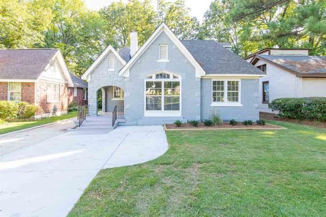 2255 Jackson Ave, Memphis, TN 38112 (MLS #10086142) :: Gowen Property Group | Keller Williams Realty