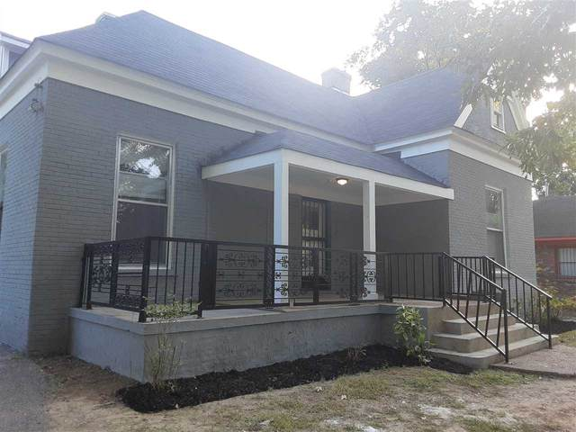1637 Southern Ave, Memphis, TN 38114 (#10086160) :: The Home Gurus, Keller Williams Realty