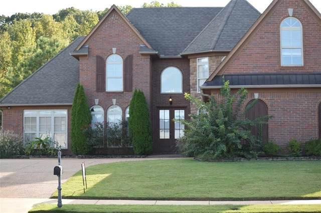 12101 Brooks Village Dr, Arlington, TN 38002 (#10086179) :: Bryan Realty Group