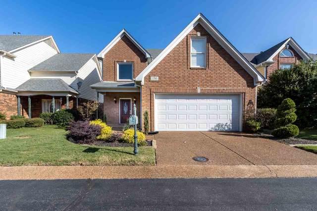 136 Riverwalk Pl, Memphis, TN 38103 (MLS #10086213) :: Gowen Property Group | Keller Williams Realty