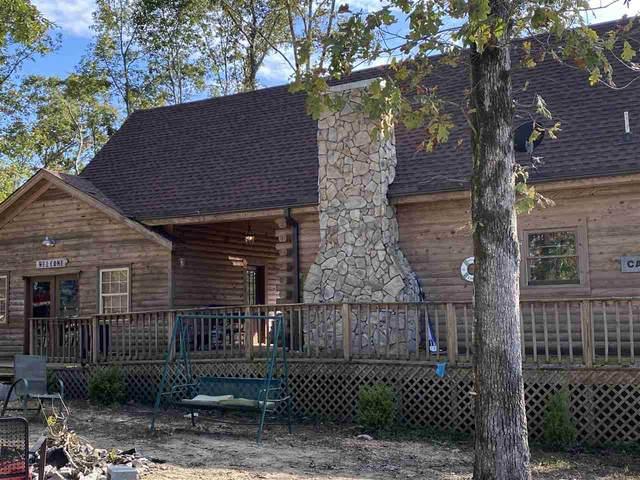 43 White Oak Flats Rd, Parsons, TN 38363 (#10086295) :: J Hunter Realty