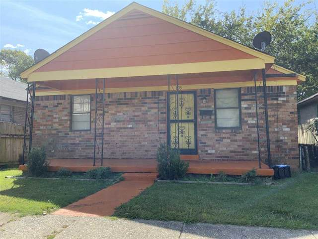 895 Beebee Ave, Memphis, TN 38104 (#10086337) :: The Dream Team