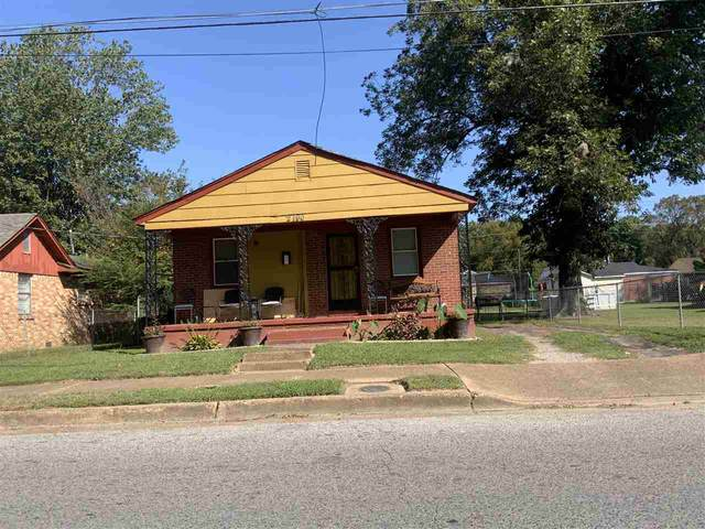 2190 Shannon Ave, Memphis, TN 38108 (MLS #10086341) :: The Justin Lance Team of Keller Williams Realty