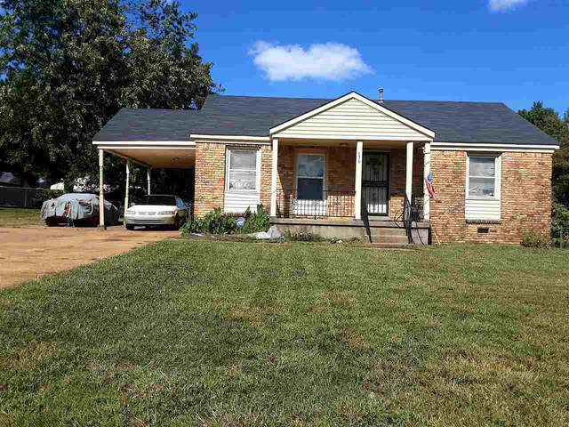 336 E Shelby Dr, Memphis, TN 38109 (MLS #10086346) :: Gowen Property Group | Keller Williams Realty