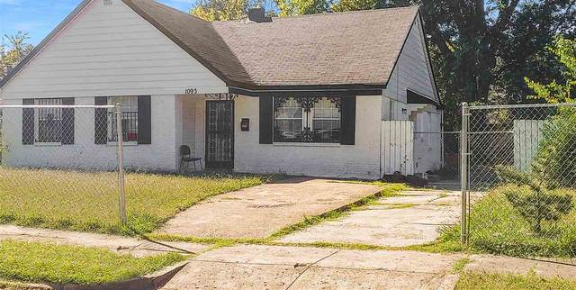 1093 N Mcneil St, Memphis, TN 38107 (MLS #10086380) :: Gowen Property Group | Keller Williams Realty