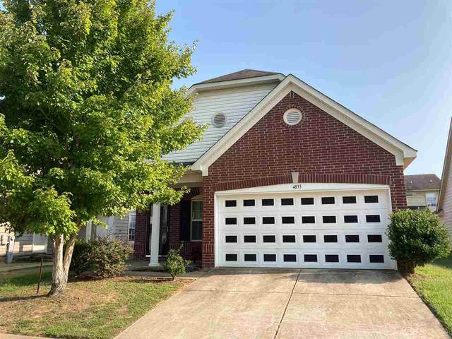 4833 Mistic Lake Dr, Unincorporated, TN 38128 (#10086410) :: Bryan Realty Group