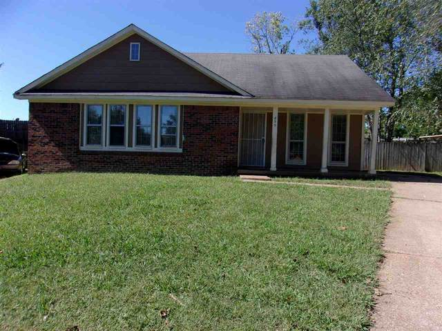830 Englewood Cv, Unincorporated, TN 38127 (#10086412) :: The Wallace Group - RE/MAX On Point