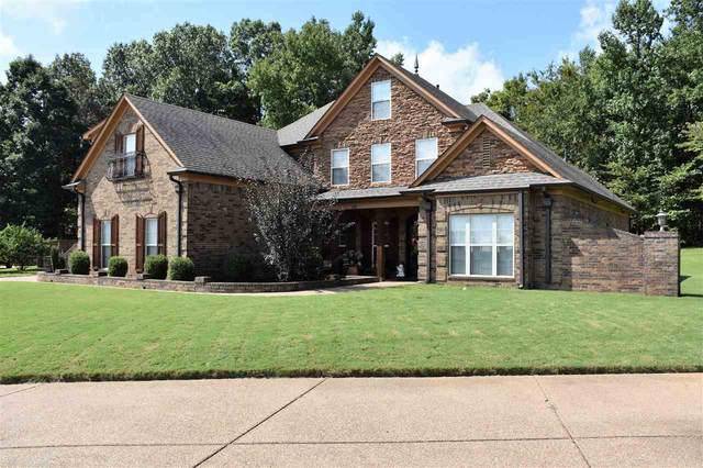 122 Ridge Top Cv, Atoka, TN 38004 (#10086413) :: All Stars Realty