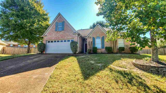 1022 Mossy Knoll Dr, Unincorporated, TN 38018 (#10086417) :: J Hunter Realty