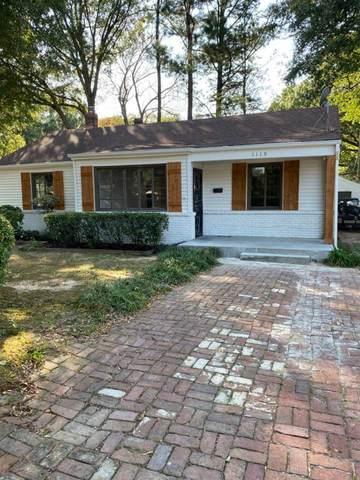 1119 Colonial Rd, Memphis, TN 38117 (#10086645) :: The Dream Team