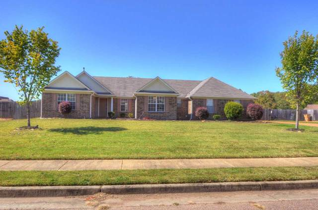 2427 N Forest Hill-Irene Rd N, Unincorporated, TN 38016 (MLS #10086703) :: The Justin Lance Team of Keller Williams Realty