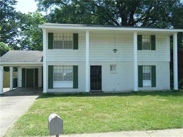 5009 Teal Ave, Memphis, TN 38118 (#10086791) :: Bryan Realty Group